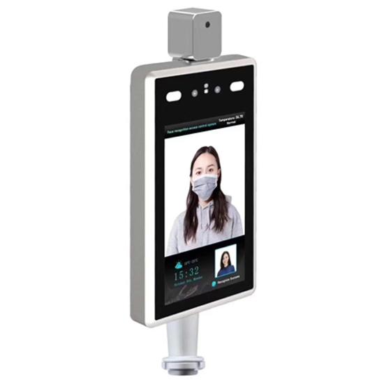 测温平板式立柱式人脸识别系统